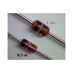1N4744A 15V 1W DO-41 стабилитрон