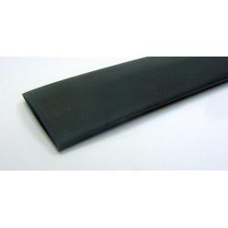 19,0 / 8,5 мм чёрная, 1м, термоусадочная трубка
