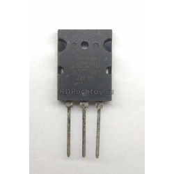 2SC5200 NPN 230/230v 15a 150w 30MHz TO-3P