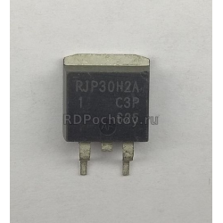 RJP30H2A  IGBT N-Channel 360v 35a 60w  TO-263-3 (D2-PAK)