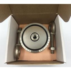 Двухсторонний поисковый магнит F-200x2 (MaxPull)