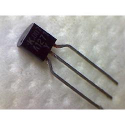 2SA1271  pnp 35v 0.8a 0.6w 120MHz TO-92
