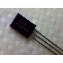 2SA1273  pnp 30v 2a 1w 120MHz TO-92 ECB (BCE)