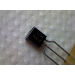 2SA1376  pnp 200v 0.1a 0.75w 120MHz TO-92