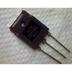 2SA1492  pnp 180v 15a 130w 20MHz TO-3P (MT-100)