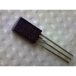 2SB1010  pnp 40v 2a 0.75w 100MHz TO-92mod ECB (BCE)