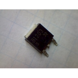 2SB1203  pnp 60v 5a 20w 130MHz TO-252
