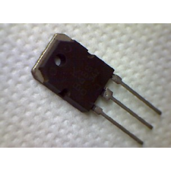 2SB688  PNP 120V/120V 8А 80Вт (TO-3PN)