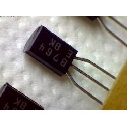 2SB764  pnp 60v 1a 0,9w 150MHz TO-92mod
