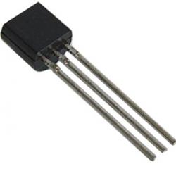 2SC1815  npn 50v 0,15a 0,4w >80MHz TO-92 ECB