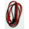 Провода для тестера, (щупы), CAT-III/1000V, 20А, 1м