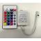 Контроллер светодиодных лент RGB 24кнопки
