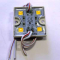 SMD 5054/4LED (белый теплый) 88Lm 35х35х5мм 1W 88Lm IP65 (пласт. корпус) 120° Светодиодный модуль