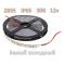 SMD 2835-300-12 IP65 420Lm Белый холодный Светодиодная лента влагозащищенная