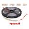 SMD 5050-300-12 IP33 780Lm Красный  (двухслойная) Светодиодная лента