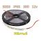 SMD 5050-300-12 IP65 780Lm Желтый (двухслойная) Светодиодная лента влагозащищенная