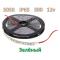SMD 5050-300-12 IP65 780Lm Зеленый (двухслойная) Светодиодная лента влагозащищенная