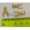 "Наконечник ""U"" D= 6мм не изолир., под сечение 1-1.5мм2"
