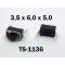3.5x6.0x5.0 мм, TS-1136, тактовая кнопка