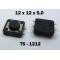 12x12x5.0 мм, TS-1212, тактовая кнопка