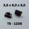 3.6x6.0x5.0 мм, TS-1236, тактовая кнопка