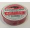 Изолента 19мм х 25м красная REXANT 09-2204