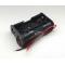 Батарейный отсек 2х18650 с проводом