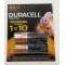 Батарейка Duracell LR6 AA (2S) батарейка алкалиновая