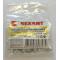 Скоба  4мм REXANT круглая пластиковая (упак. 50 шт.) 07-4004