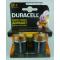 Батарейка Duracell LR20-2BL (D) Батарейка щелочная