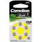 Э/п Camelion ZA-10 1,45v BL6 (для слухового аппарата)