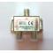 Сплиттер (делитель) TV Ripo на 2 направления под F разъемы 5-2500 MHz 005-400083