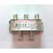 Сплиттер (делитель) TV Ripo на 4 направления под F разъемы 5-2500 MHz 005-400132